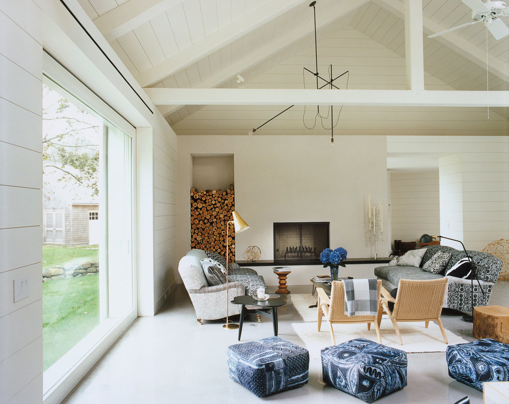 Henhurst scandinavian style in the hamptons for Modern barn home interiors