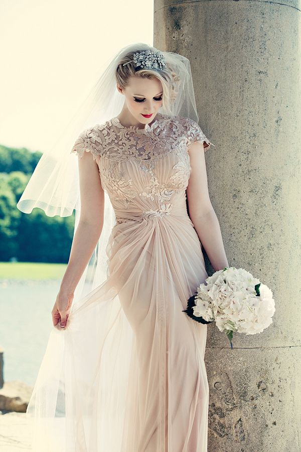 Pale Pink Series For Pink Wedding Dresses 2015 | ideas of bridal and ...