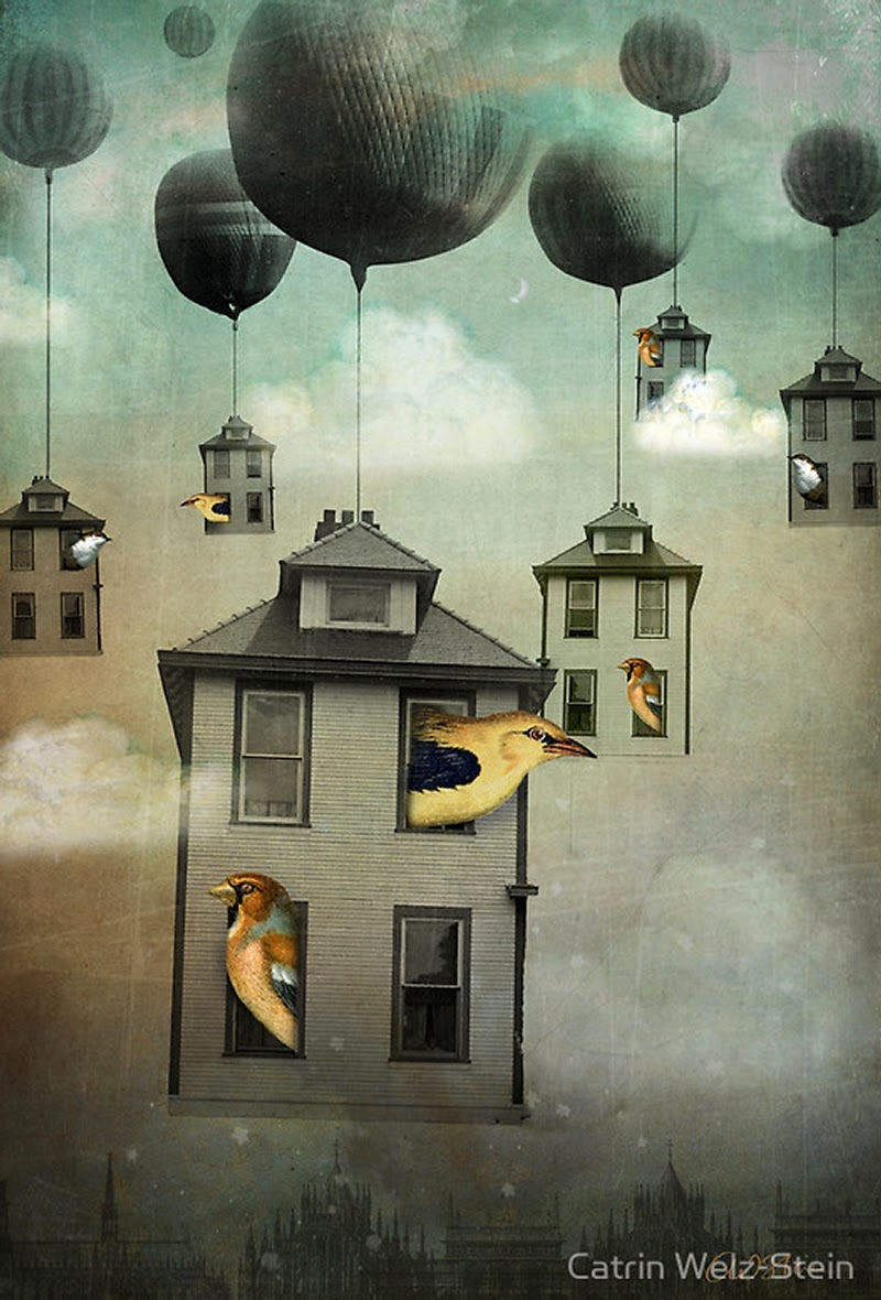 01-Birdhouse-2-Catrin-Weiz-Stein-Digital-Surreal-Photography-www-designstack-co