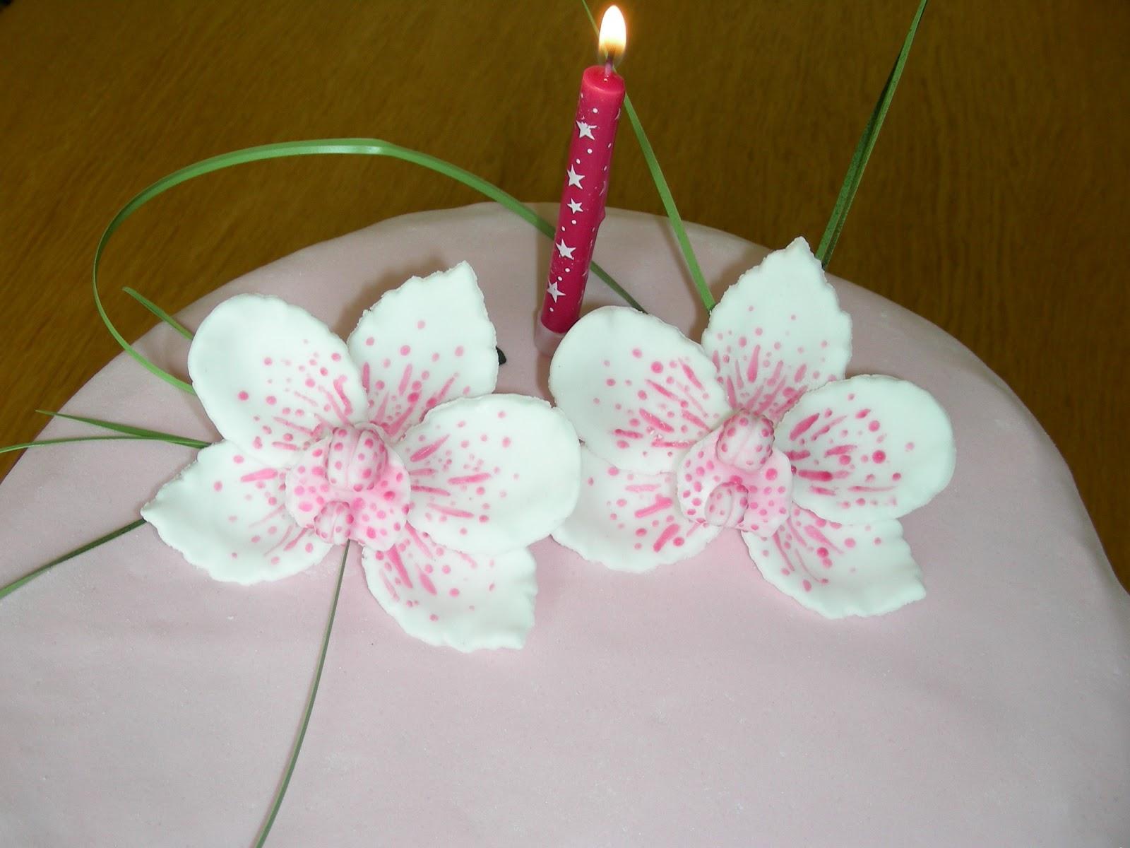 Favori recette gâteau d'anniversaire | GATEAUX D'ALINE MZ94