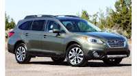 2015 Subaru Outback Exterior and Specification