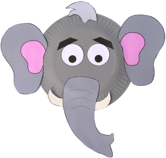 mascaras de elefante - Imagui