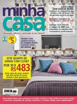 revista casa linda essa revista segue nos mesmos moldes da anterior tambm achei o fato de que eles fazem matrias com fatos