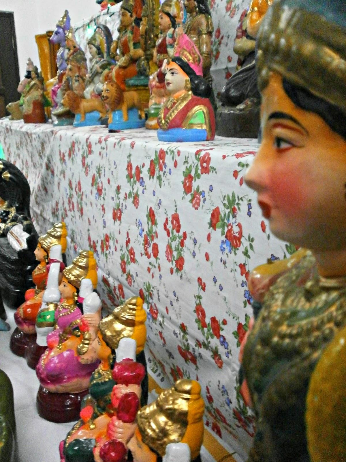 Golu Decoration Tips Indian Beauty Maniac Navarathri Golu At Our Home