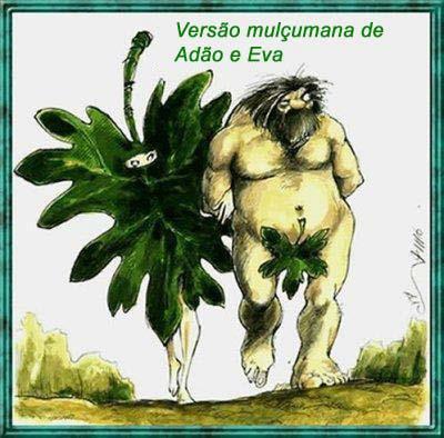 Versão Muçulmana de Adão e Eva
