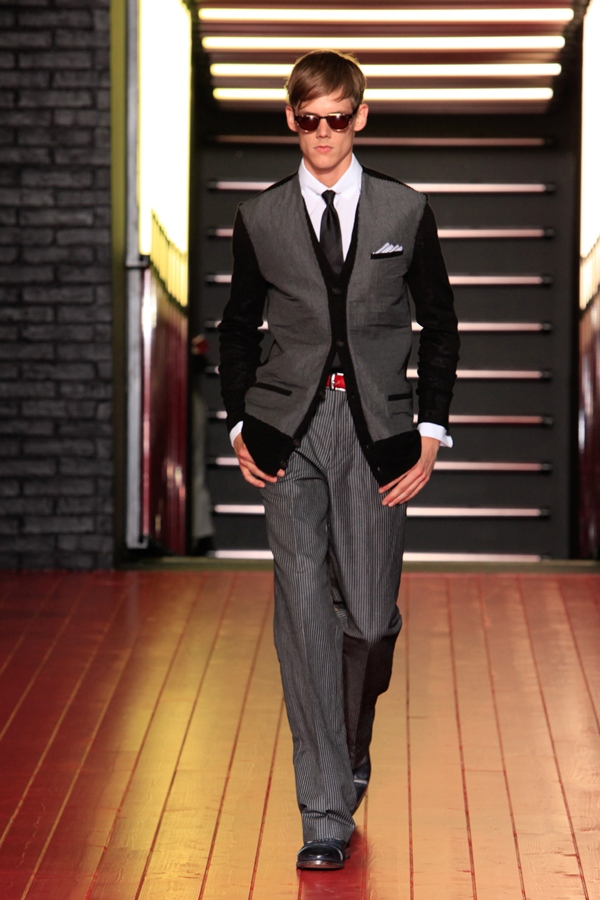 John Varvatos S/S 2013 Men Collection -12