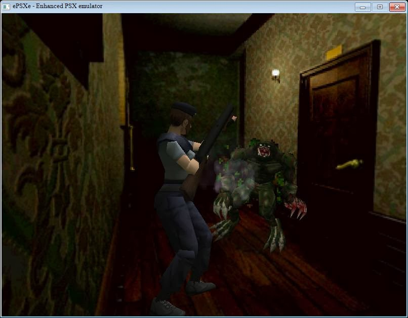 Resident Evil Directors Cut PS1 For PC Full Version Free Download