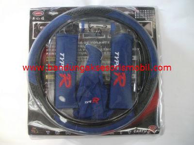Paket Sarung Setir & Gear & Ac 5 Pcs Ac-8118