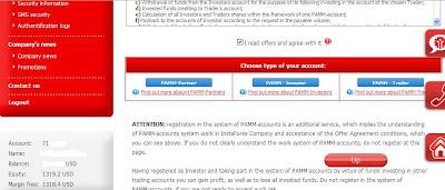 Cara Daftar PAMM Investor