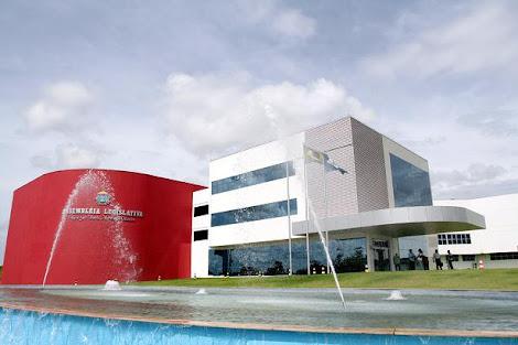 ASSEMBLÉIA LEGISLATIVA do ESTADO de MATO GROSSO - PRESINDENTE JOSÉ RIVA