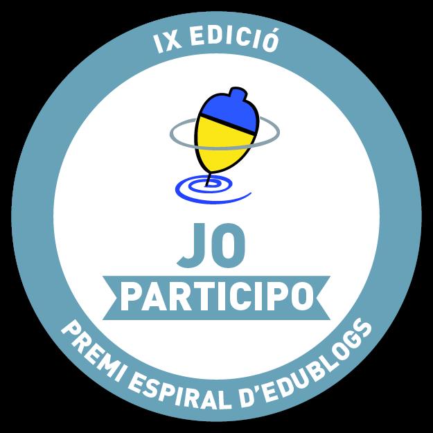 ESPIRAL DE  EDUBLOGS 2015