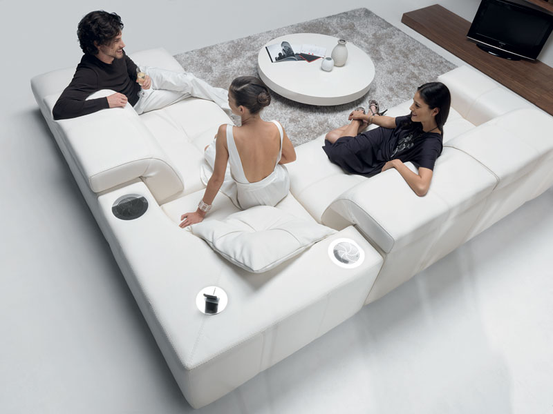 sound sofa | meg b. frank interiors, Möbel