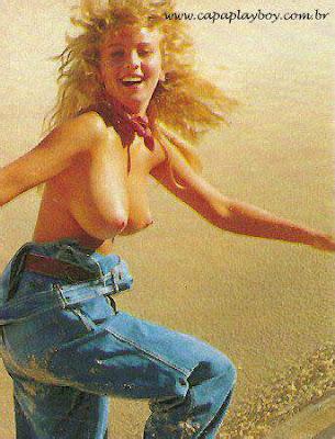 Foto 5 de Vanusa Spindler, Ensaio Playboy 1989
