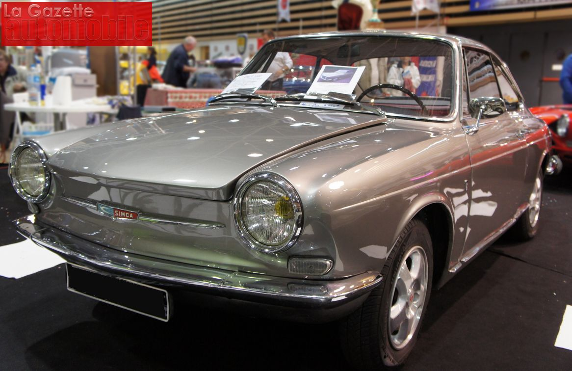 Simca 1000 image 50 - Simca 1000 coupe bertone occasion ...