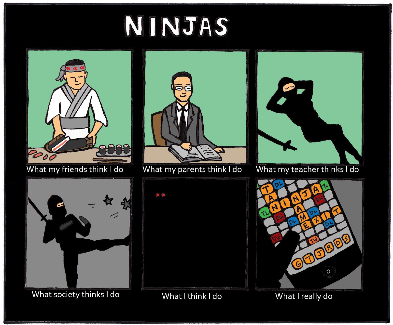 Ninja Meme