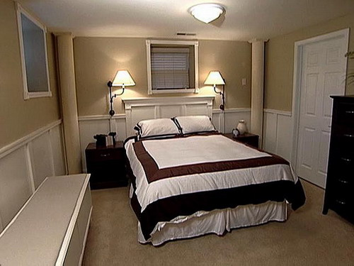 Important factors you should to determine before choose for Decorating a basement bedroom