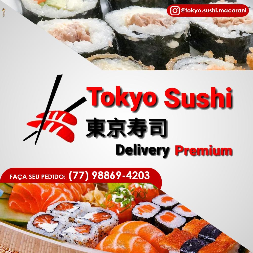 Tokyo Sushi Macarani