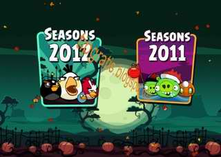 angry bird seasons 2