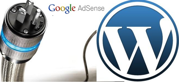 add adsense to wordpress