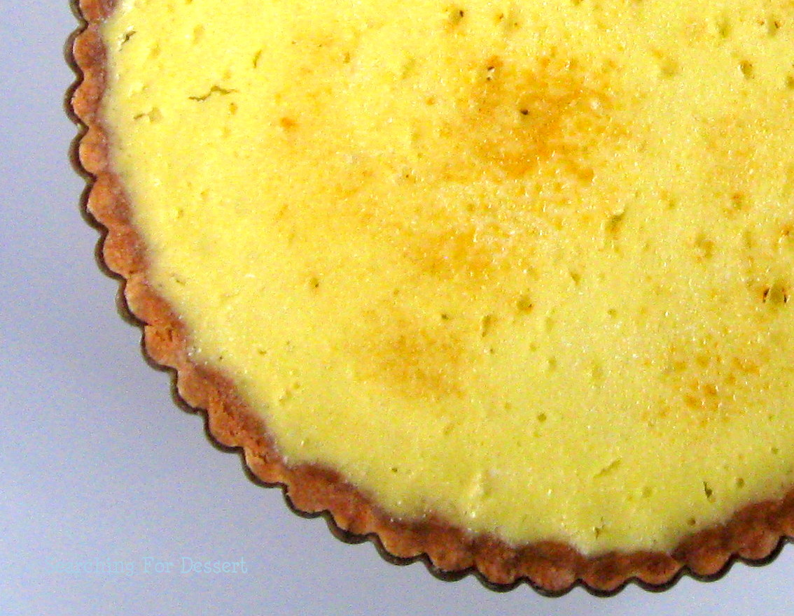 Easy Lemon Tart | Searching for Dessert
