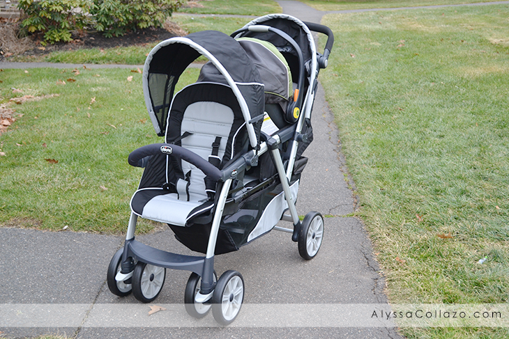 chicco cortina together stroller review alyssa collazo. Black Bedroom Furniture Sets. Home Design Ideas