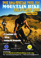 IPOH KONA-HERITAGE HOTEL 2011 MOUNTAIN BIKE FELLOWSHIP RIDE