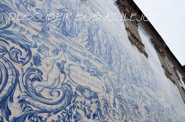 porto-qué-ver-oporto-escapada-viaje-blogger-blog-azulejos-portugal