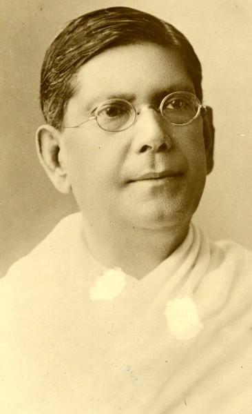 Portrait of Deshbandhu Chittaranjan Das
