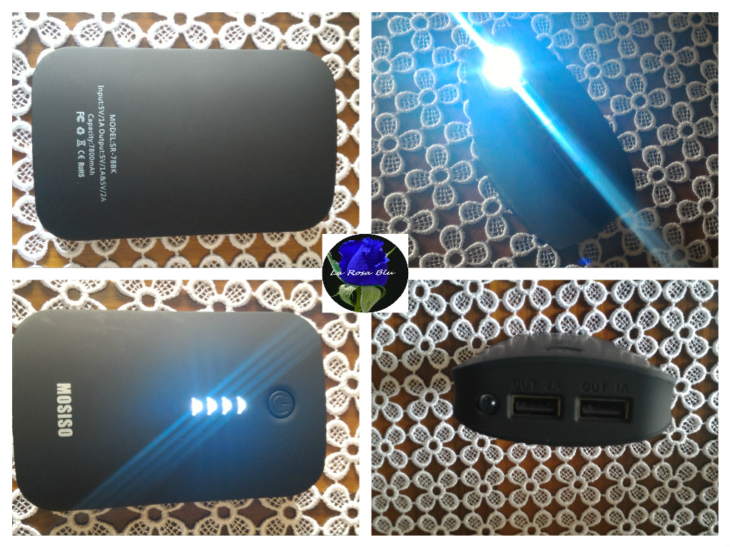 POWER BANK MOSISO
