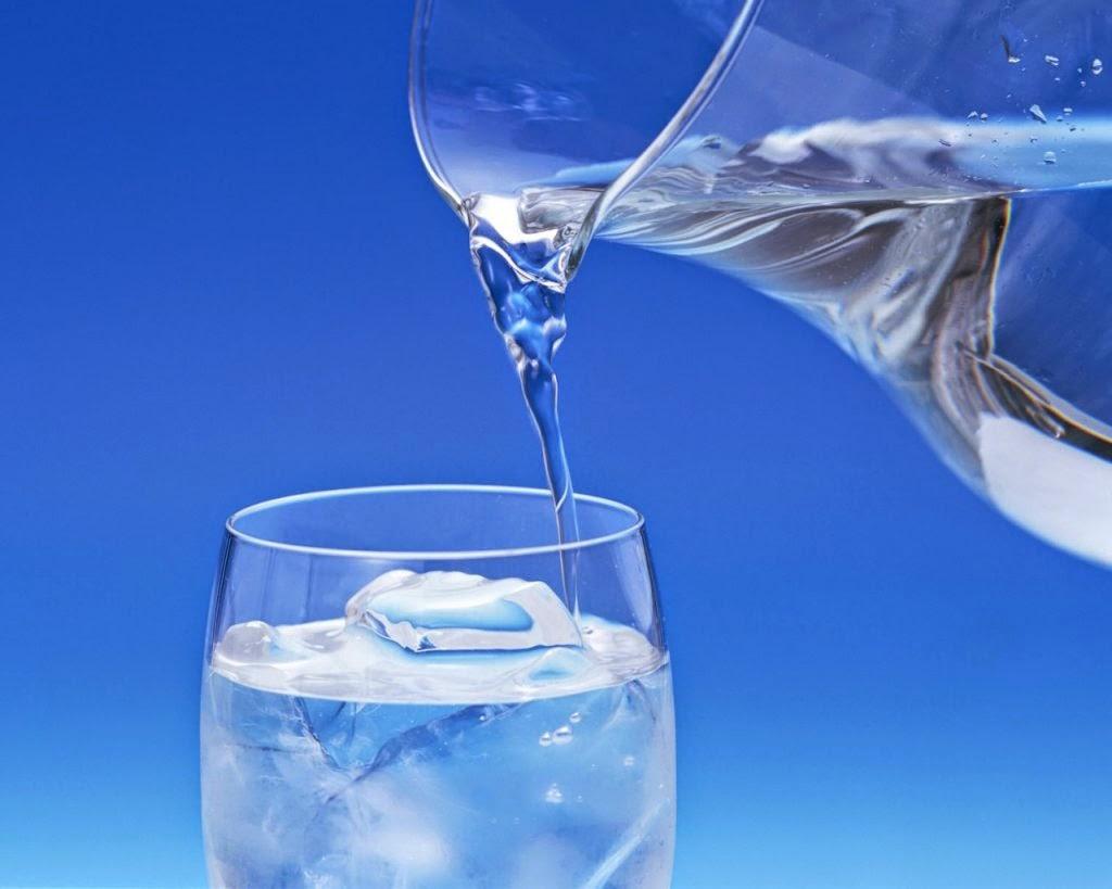 Как правильно пить воду?