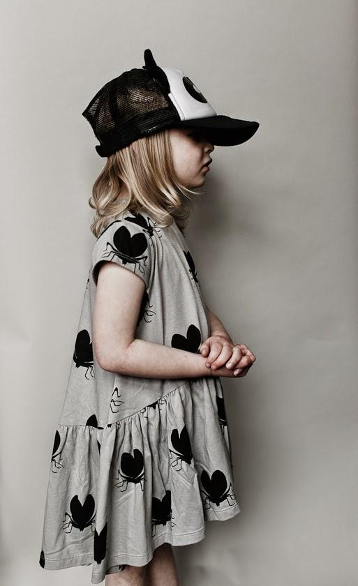 Beau LOves SS15 - lovebugs dress