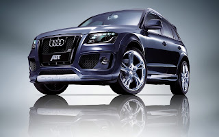 Audi Q5 ABT HD Wallpaper