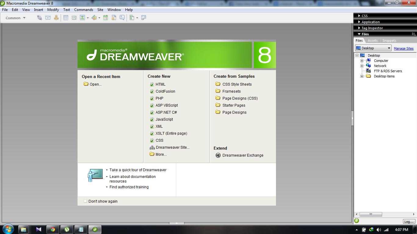 macromedia dreamweaver cs5 + crack