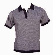 baju kaos polo shirt