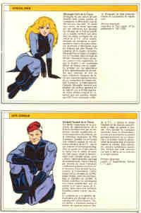 Policia Cientifica Legion de superheroes