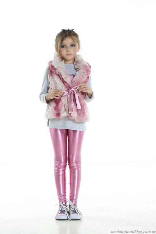 moda infantil invierno 2013