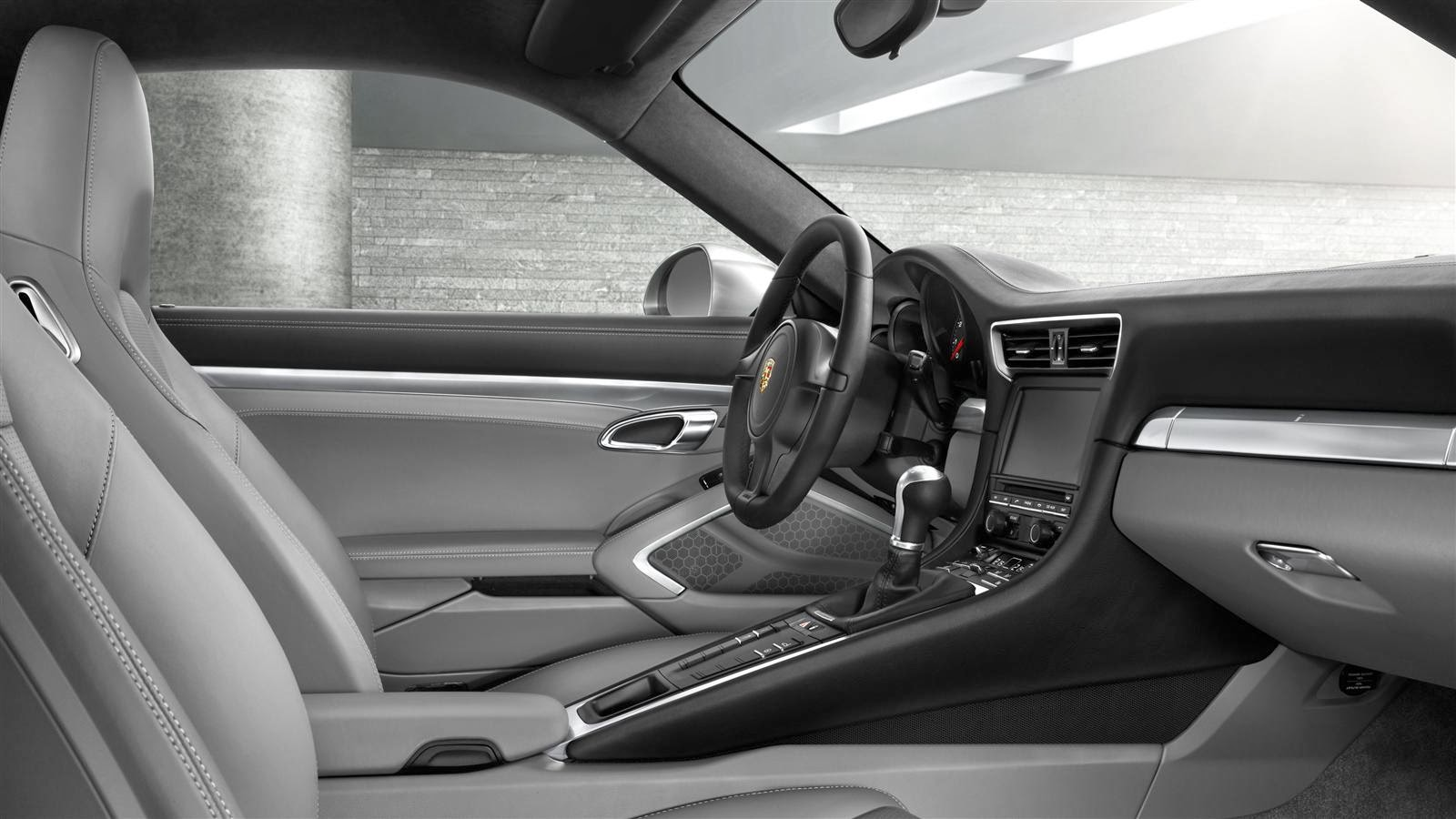 Porsche 911 Carrera Cabriolet Interior