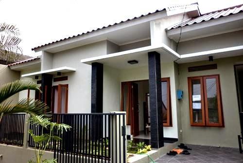 Desain Rumah Minimalis 1 Lantai 2014