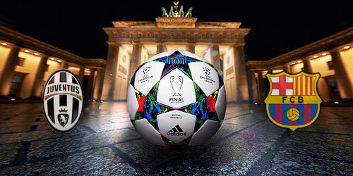 Balón oficial de la Final de la UEFA Champions League 'Final Berlin 2015' | Ximinia