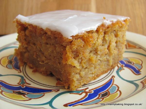 Anna Olson Pineapple Carrot Cake Recipe