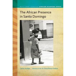 libro Presencia negra publicado por la Universidad de Michigan