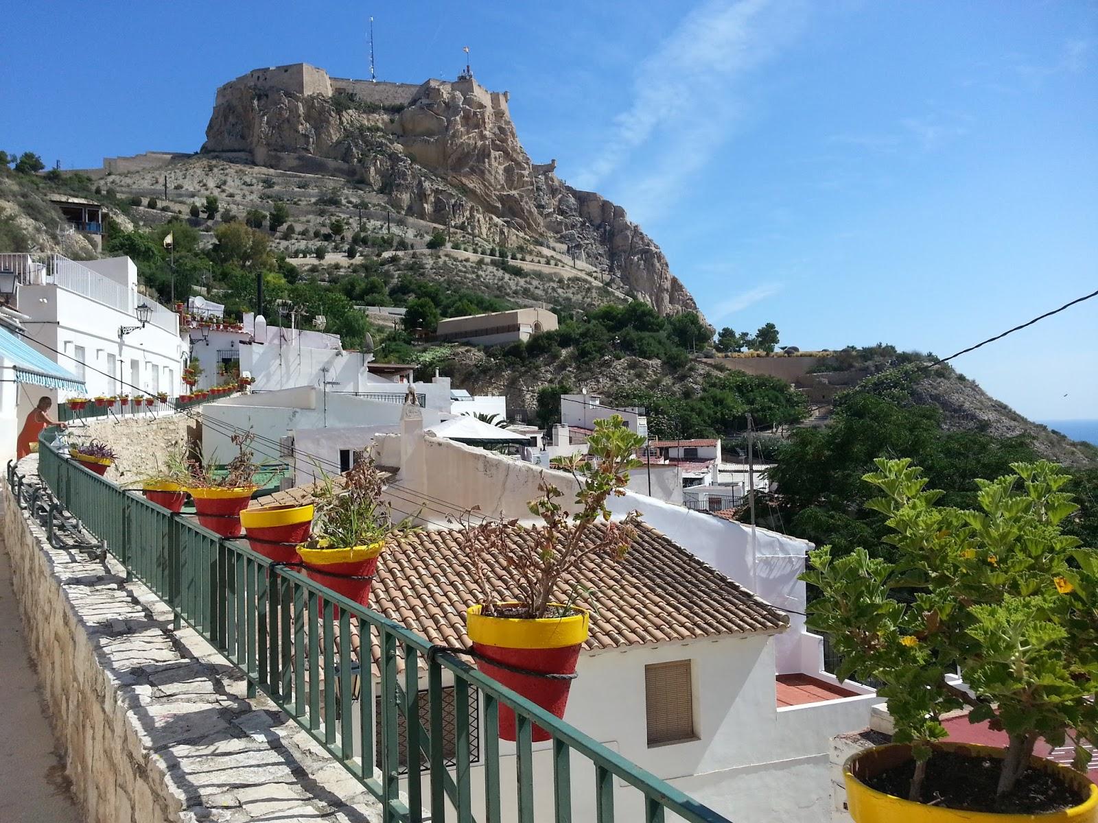 Mirador de Santa Cruz, Alicante