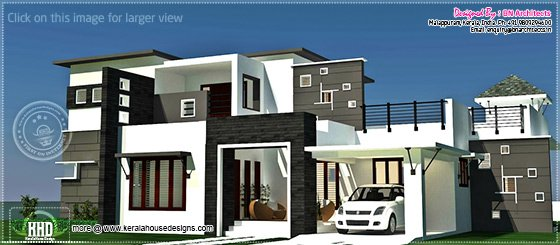 Contemporary house design
