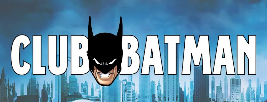 CLUB BATMAN BLOG - Comic, Ilustracion, Batman Fan Club