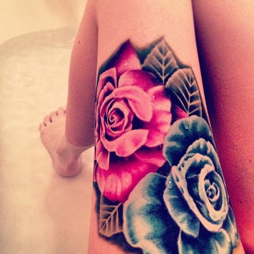 coverup flowers tattoofemale tattoos gallery