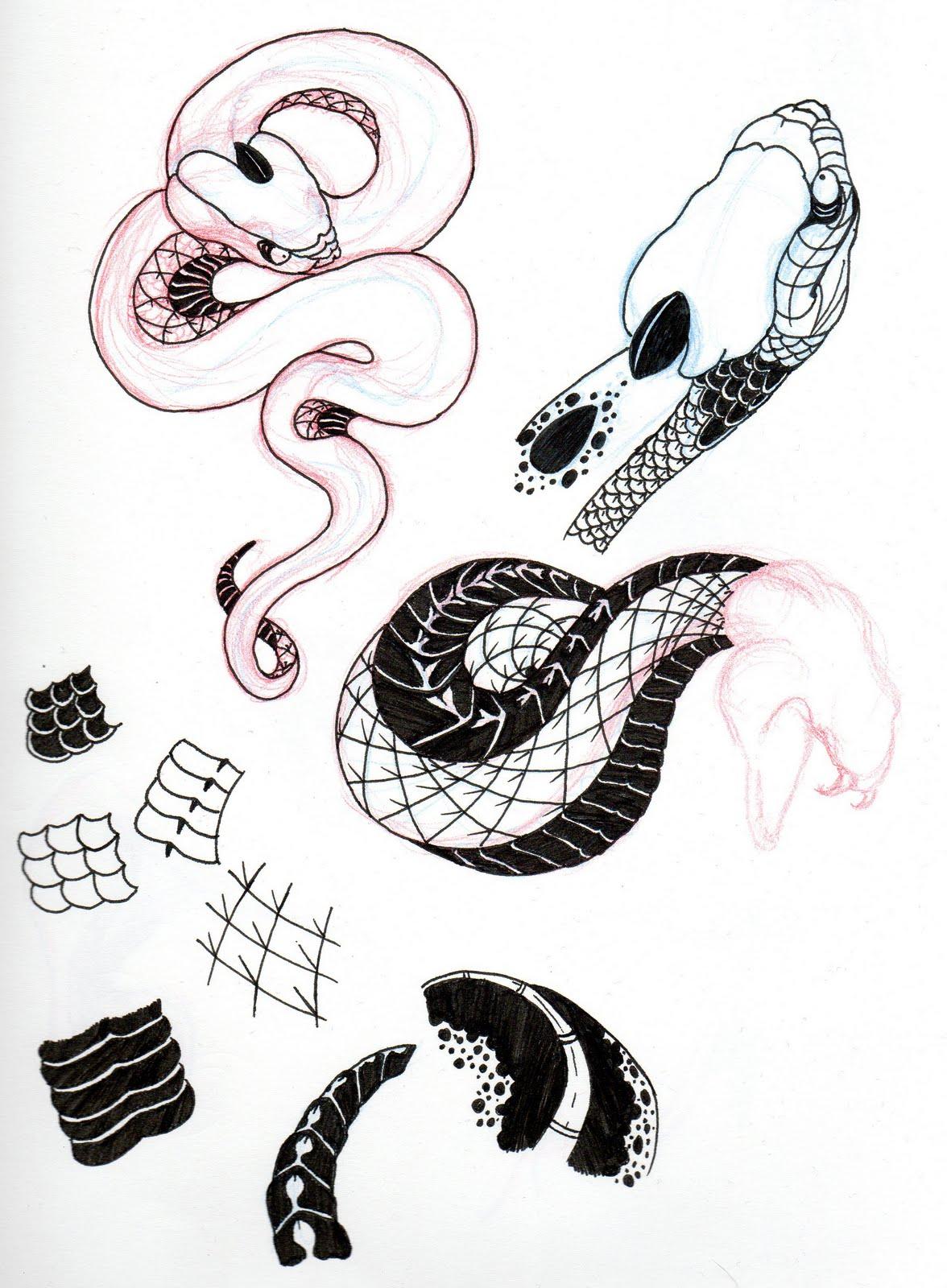 Horimouja Snake