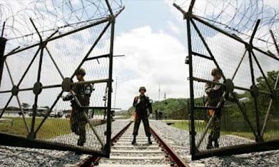Lima Perbatasan Negara Paling Berbahaya di Dunia