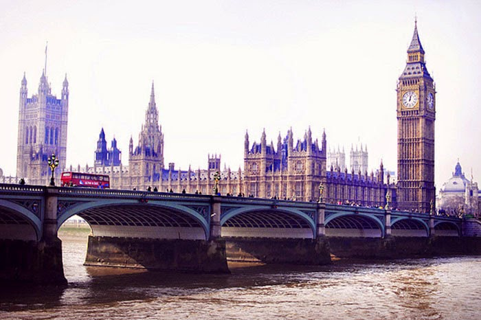 25 Cities you should visit in your lifetime : London