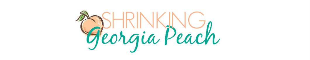 Shrinking Georgia Peach