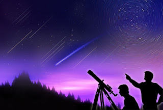 Perseids meteor shower trips for kids